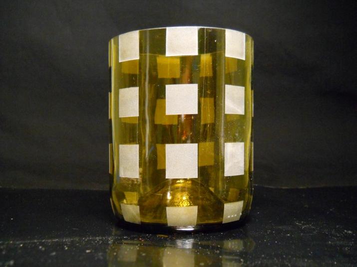 Reclaimed Glass-Large Wine Bottle Vase